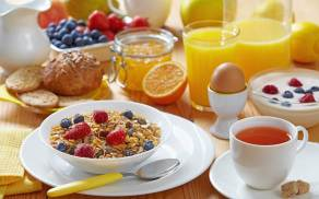 Healthy-breakfast TRiii Fitness