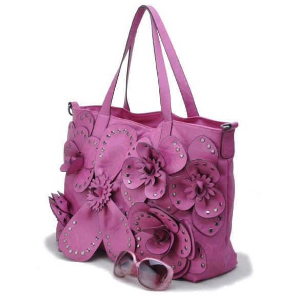Cool-Flower-Tote-Girls-Bag