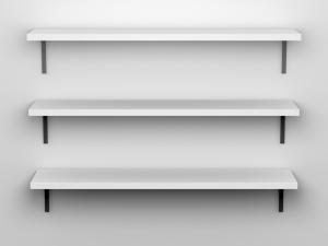 shelf_bw_shutterstock_120017869