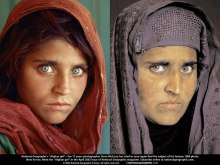 afghan-girl-in-1985-and-in-2002